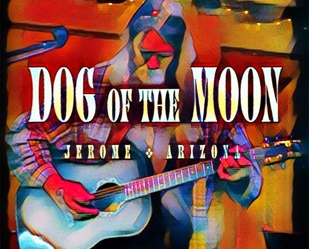 dog of the moon logo