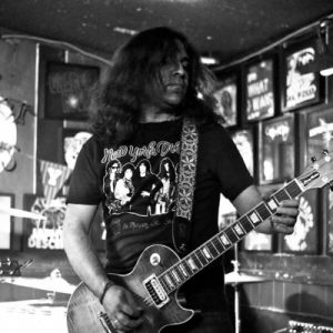 andy borunda lead guitar