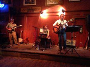 Johnny Lingo Trio