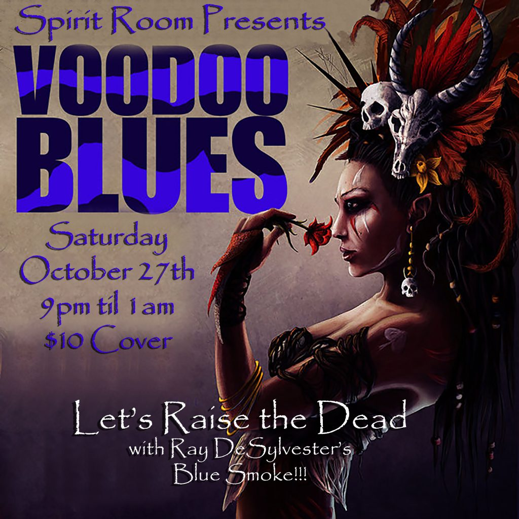 Halloween VooDoo Blues