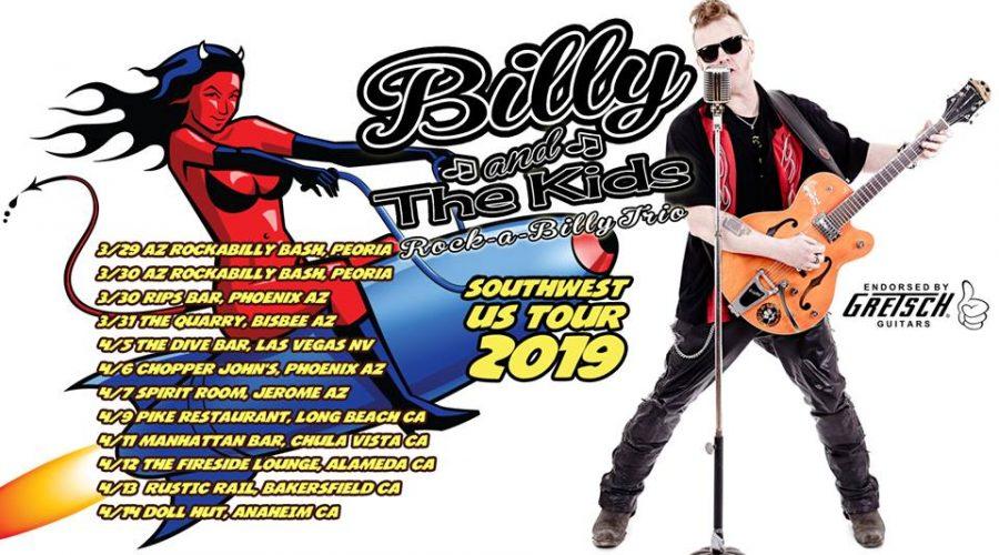 Billy & the kids