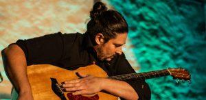 AK Guitar - Andreas Kapsalis